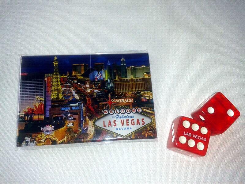 Las Vegas, una lección de consumismo. El viaje de Lu