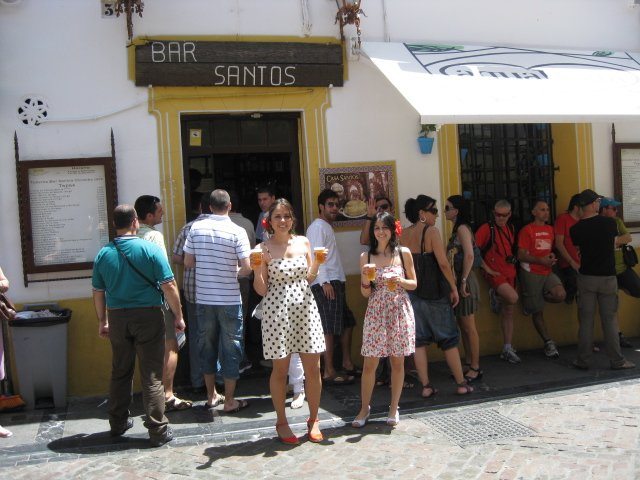 Bar Santos, Cordoba