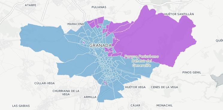 pp vs podemos elecciones 26j granada capital