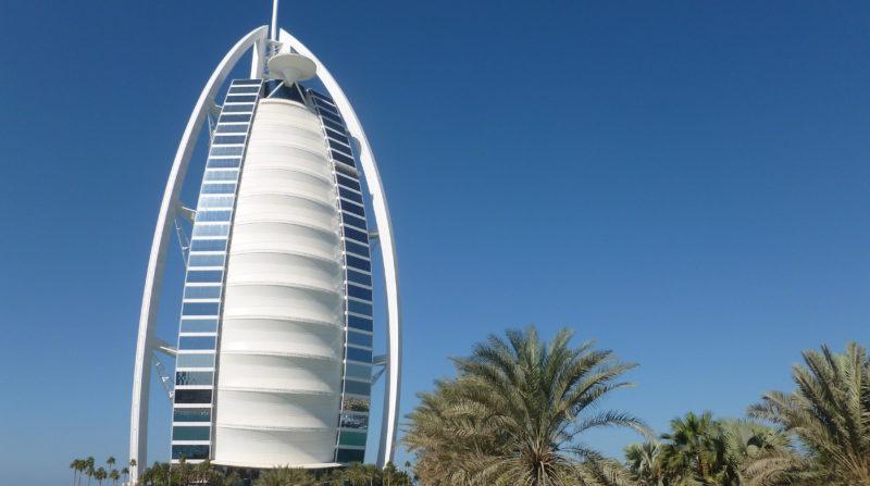 Burj Al Arab, Dubai, Emiratos Arabes Unidos