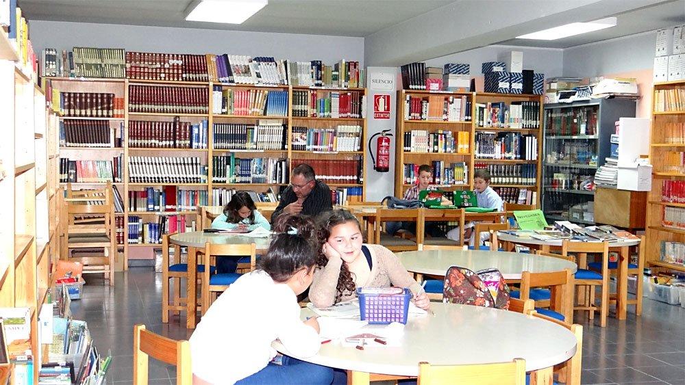 biblioteca Centro Cívico Norte