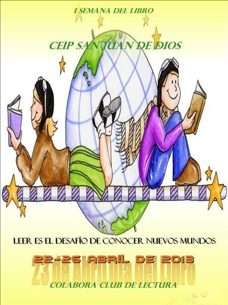 Semana del Libro en el CEIP San Juan de Dios
