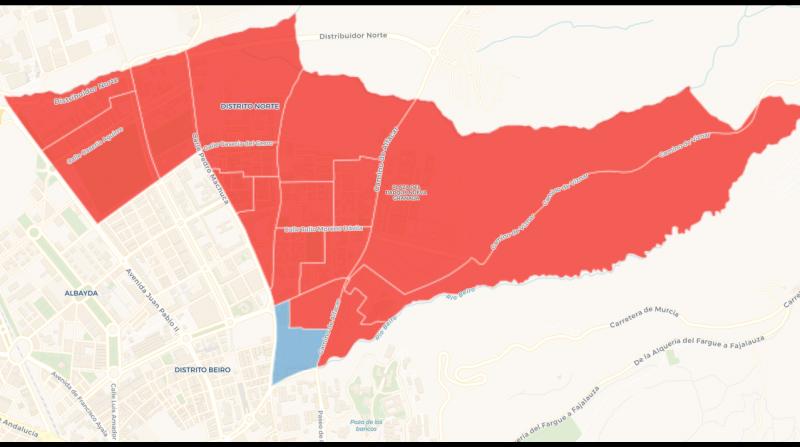 resultados elecciones andaluzas Norte
