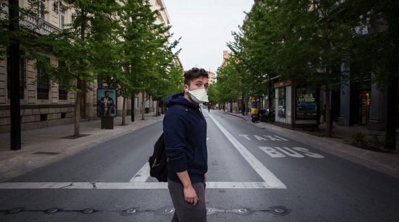 plan de movilidad corona virus Granada